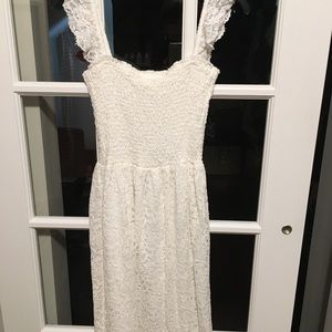 Maeve Anthropologie Lace Dress